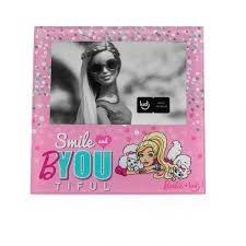 Porta Retrato Barbie Love