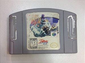 Clay Fighter 63 1/3 Nintendo 64 - Original N64