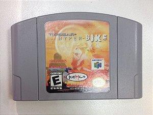 Top Gear Hyper-Bike- Nintendo 64 - Original N64