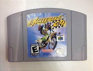 Excitebike 64 - Nintendo 64 - Original N64