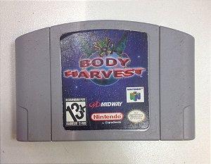 Body Harvest - Nintendo 64 - Original N64