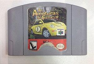 As Aventuras Do Fusca - Nintendo 64 - Original N64