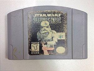 Star Wars Shadows Of The Empire Original Para Nintendo 64
