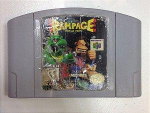 Rampage World Tour Nintendo 64 original