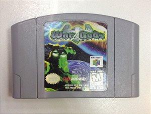 War Gods Original Nintendo 64