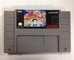 Street Fighter 2 Turbo Americano
