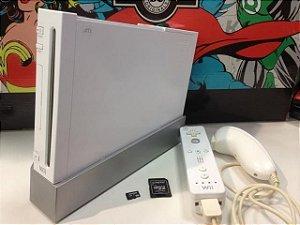 Nintendo Wii jogue todos jogos do Game Cube - Nintendo 64 e outros