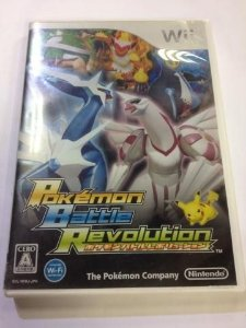Pokemon Battle Revolution Japonês completo Nintendo wii