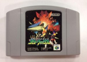 Star Fox Original Japonês Nintendo 64