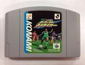 Nintendo 64 J. League - Futebol Campeonato Japonês