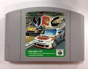 Mrc Multi Racer Championship - Nintendo 64 Japonês