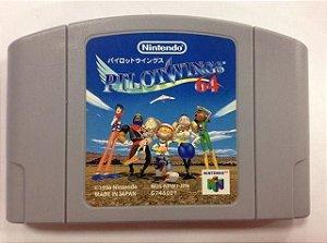 Pilotwings 64 Nintendo 64. Jogo Japonês