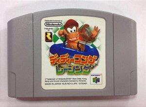 Diddy Kong Racing Original Japonês Nintendo 64