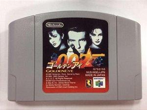 Goldeneye 007 Original Japonês Nintendo 64