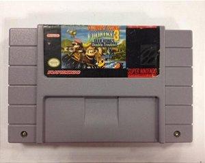 Snes Donkey Kong Country 3 Super Nintendo