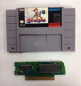 Kid Klown Crazy Chase Original Super Nintendo