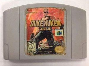 Duke Nukem Original Nintedo 64 N64