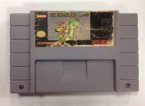 Super Mario World Original Salvando