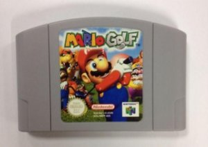 Mario Golf Original Nintendo 64