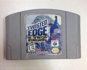 Twisted Edge Extreme Snowboarding Original Nintendo 64