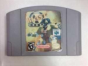 Blast Corps Original NIntendo 64