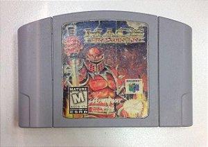 Mace The Dark Age Original Nintendo 64