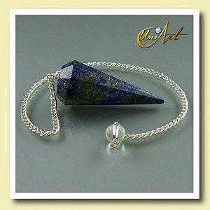 Pêndulo de Lapis lazuli – Médio