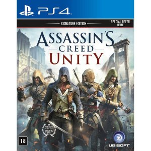 Game Assassin's Creed: Unity - PlayStation 4 Ps4