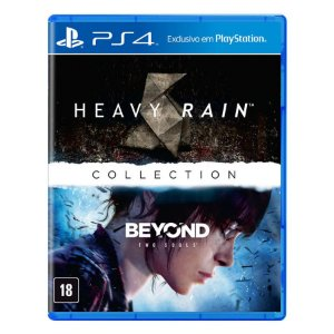 Game The Heavy Rain & Beyond Two Souls Collection - PS4