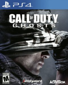 Game Call of Duty: Ghosts - PlaySttion 4 Ps4