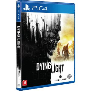 Game Dying Light - PlayStation 4 Ps4