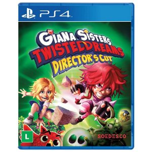 Game Giana Sisters: Twisted Dreams Director's Cut - PlayStation 4 Ps4