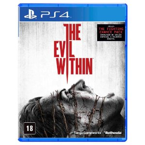 Game - The Evil Within - PS4