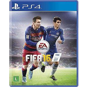 Game - FIFA 16 - PlayStation 4 Ps4