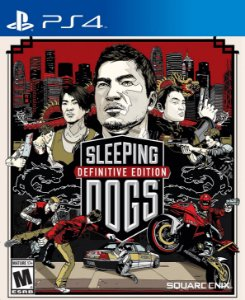 Game - Sleeping Dogs: Definitive Edition - PS4