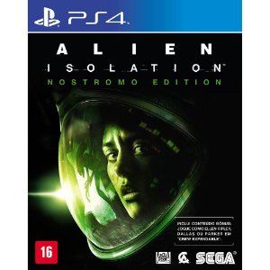 Game - Alien Isolation - Nostromo Edition - PlayStation 4 Ps4