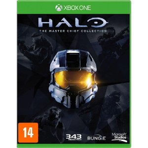 Game Halo: Master Chief Collection - Xbox One