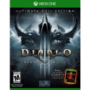 Game Diablo 3 - Reaper Of Souls - Xbox One