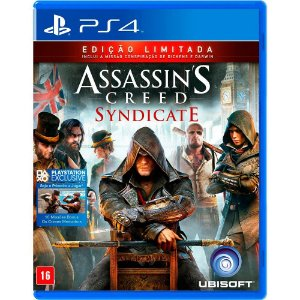 Game - Assassins Creed: Syndicate - PlaySatation 4 Ps4