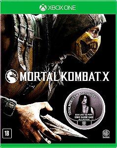 Game Mortal Kombat X - Xbox One