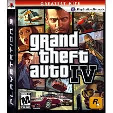 Game - Grand Theft Auto IV: The Complete Edition - PlayStation 3 Ps3