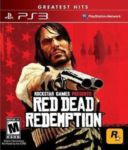 Game - Red Dead Redemption Greatest Hits - PS3