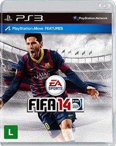 Game FIFA 14 - PlayStation 3 Ps3