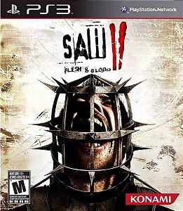 Game  Saw Ll: Flesh Blood - Ps3