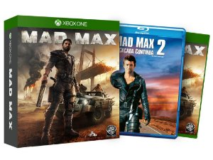 Game Mad Max XBOX ONE