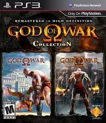 Game God Of War Collection - PlayStation 3 Ps3
