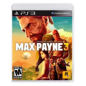 Game Max Payne 3 - Ps3