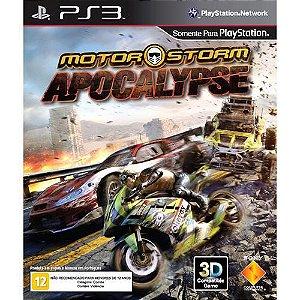 Game Motor Storm Apocalypse  - PS3