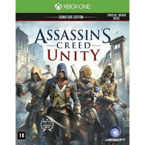 Game Assassin's Creed Unity: Signature Edition - Xbox One