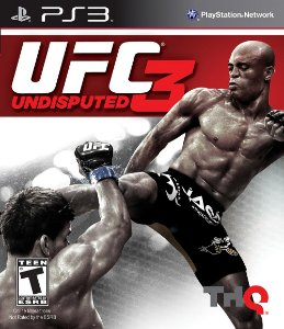Game Ufc 3 Undisputed - Jogo em Português - PS3